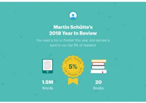 "screenshot ""my year in Pocket 2018"""