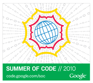 Logo: Google Summer of Code 2010